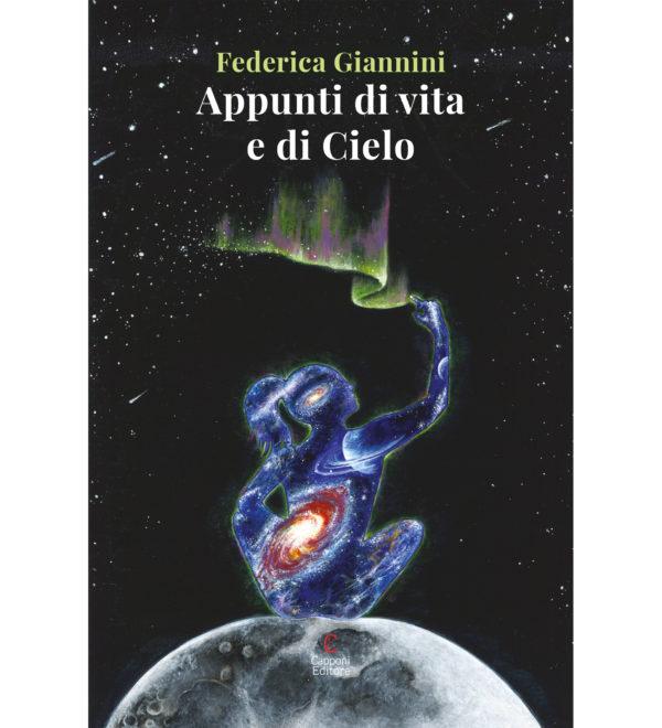 copertina libro appunti di vita e di cielo